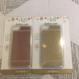Accessories - 2 iPhone 7 Cases